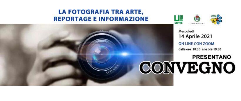 slide convegno la fotografia tra arte informazione e reportage