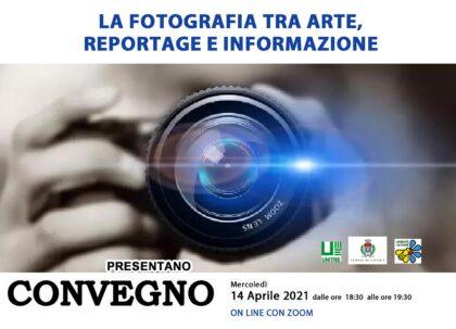 immagine testata convegno la fotografia tra arte informazione e reportage